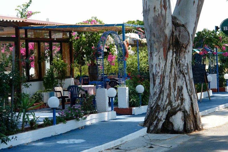 Taverne in Kolympia