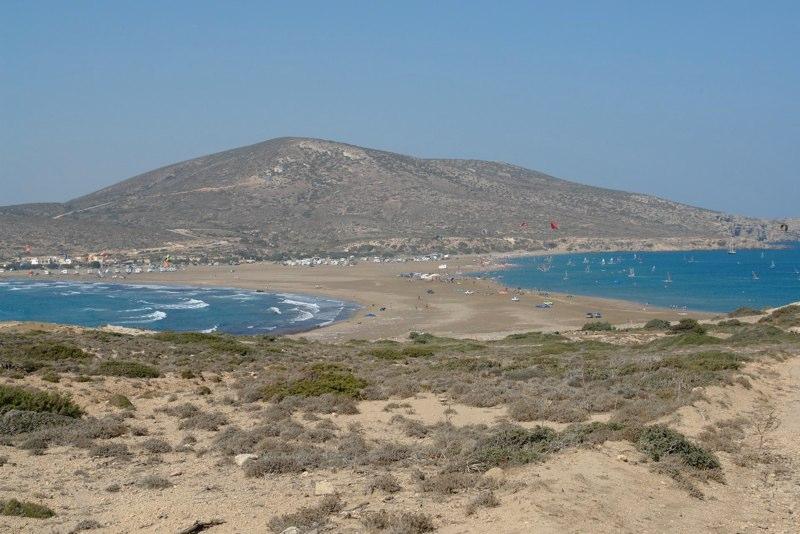 Südspitze Insel Rhodos Prassonissi