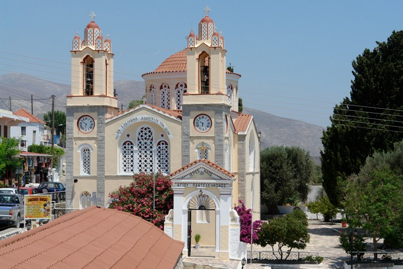 Kirche in Siana