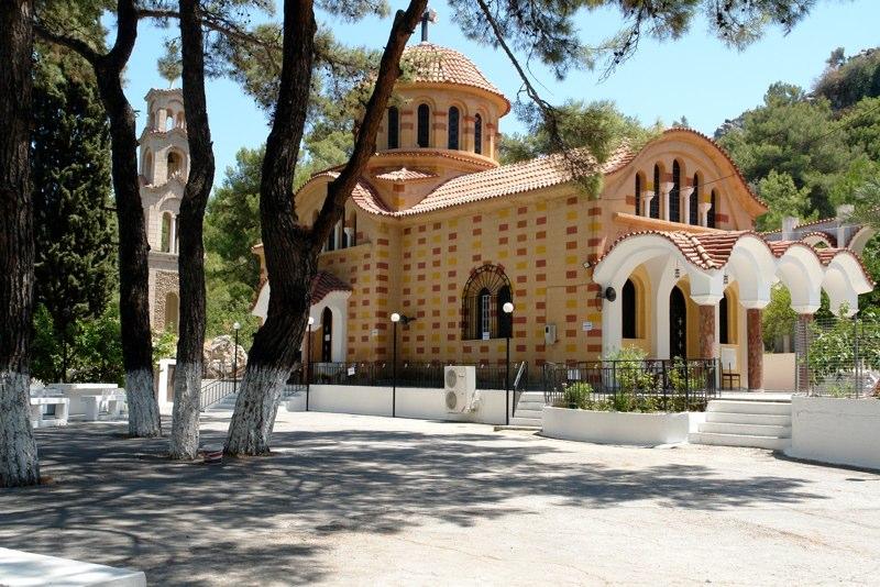 Kirche Agios Nektarios